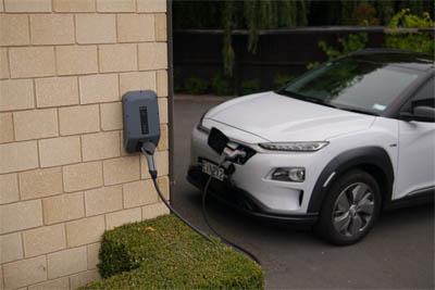 EV charger installers in Berkeley